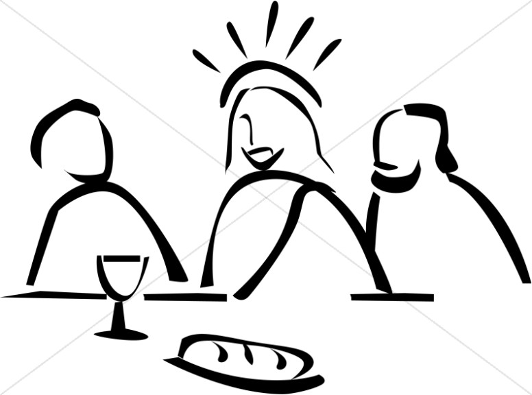 Jesus Institutes the Lord\'s Supper.