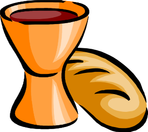 Lords Supper Clipart.
