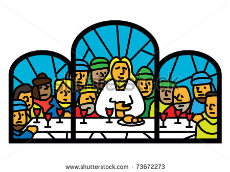 Gallery For > The Lord S Supper Clipart.