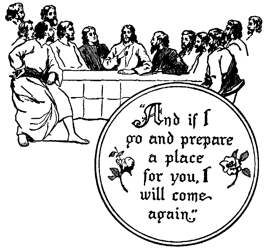 Lord's Supper Clipart.