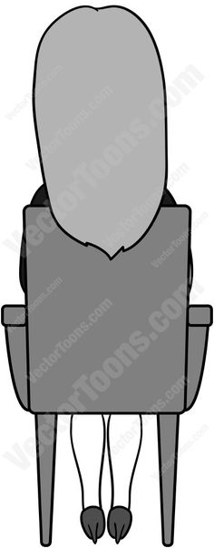 Back view of a man in a suit sitting in a chair #back #backview.