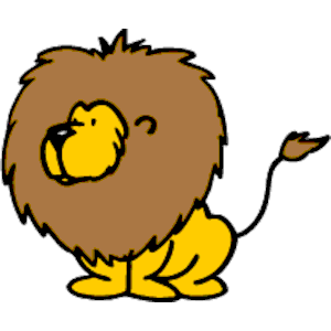 lion mane clip art Gallery.