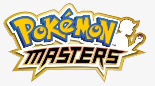 Pokemon Masters Logo Png, Transparent Png , Transparent Png.