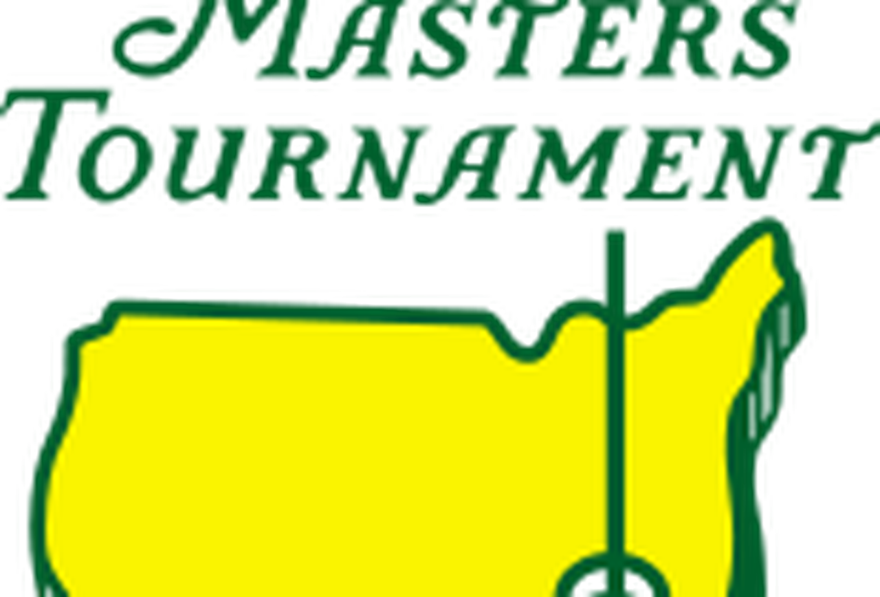 Masters Tournament Logo Png Clipart.