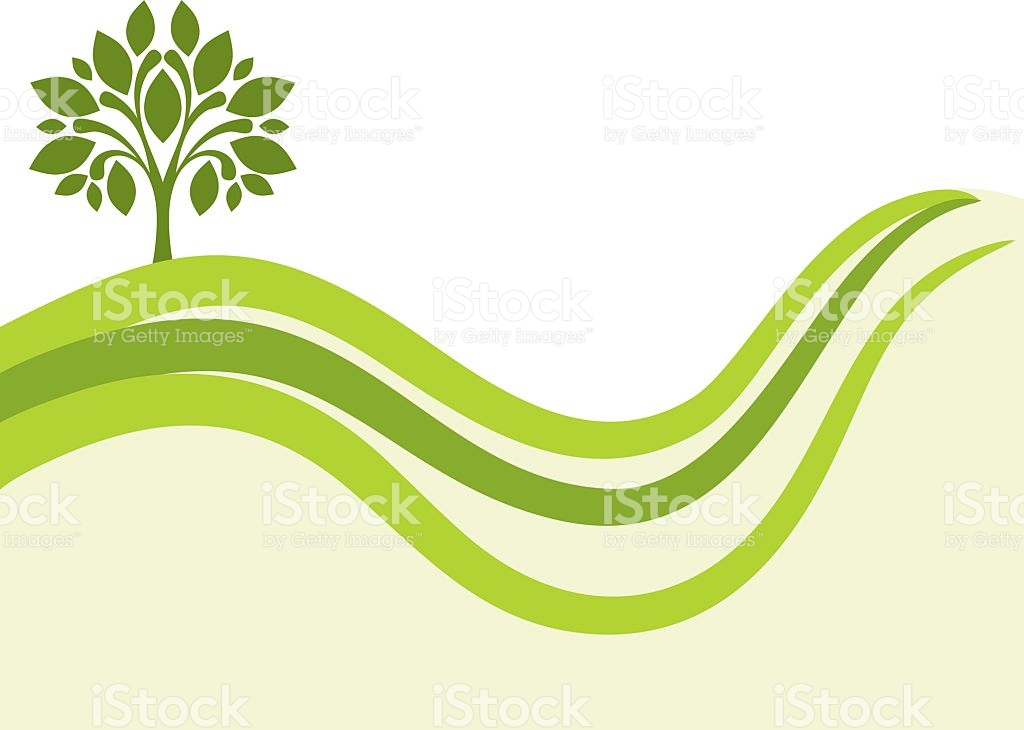 Tree On The Meadow stock vector art 485520911.