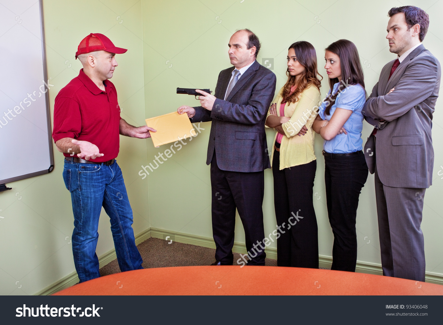 Don`T Shoot The Messenger Stock Photo 93406048 : Shutterstock.