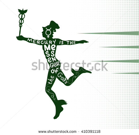 Hermes Stock Images, Royalty.