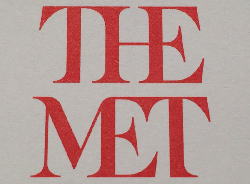 New Met Logo Typifies the Eternal Struggle of Rebranding.
