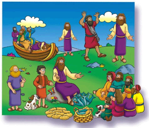 The Miracles Of Jesus.