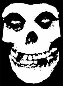 misfits skull Logo Vector (.AI) Free Download.