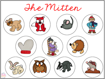The Mitten Smash Mat FREEBIE!.