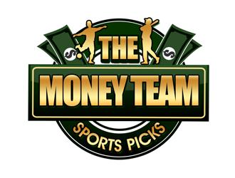 The Money Team logo design.