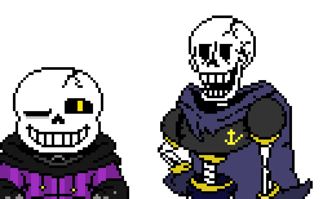 Papyrus: And i thought you were insane. Sans: The more you.