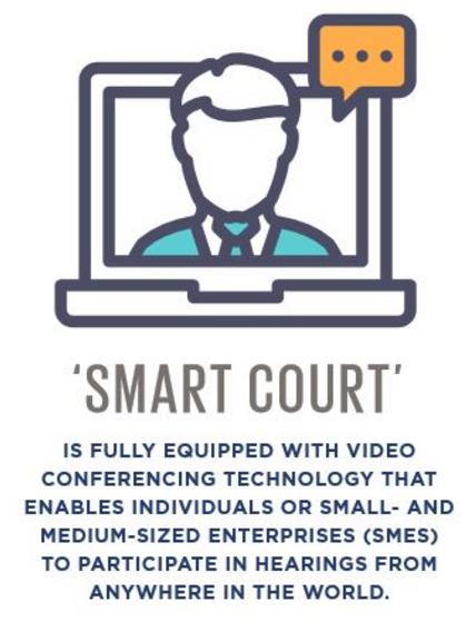 DIFC Courts » Smart SCT.