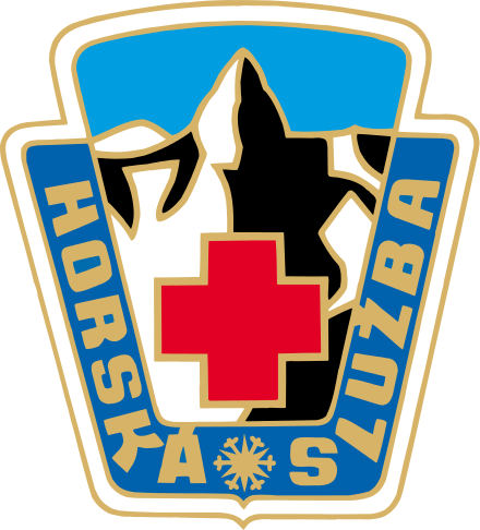 Mountain Rescue Service of the Czech Republic.