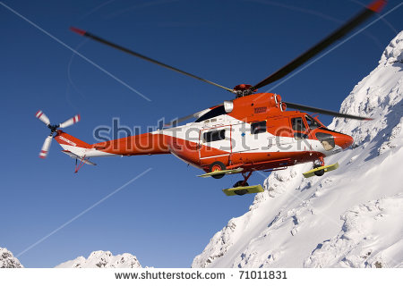 Mountain Rescue Stock Images, Royalty.