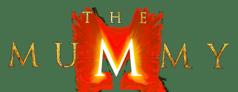 The Mummy Fire Logo transparent PNG.