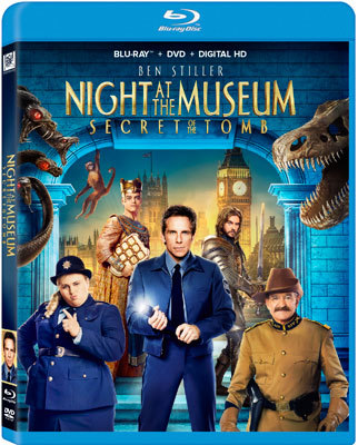 Night At The Museum: Secret Of The Tomb Exclusive Clip.