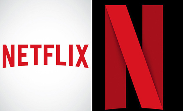 """Netflix Introduces New """"N"""" Logo, Keeps Old One."""
