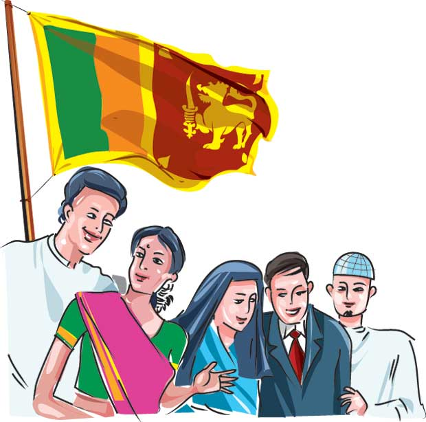Independence Day Of Sri Lanka Clipart.