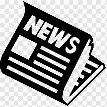 Newspaper Computer Icons, news free png.