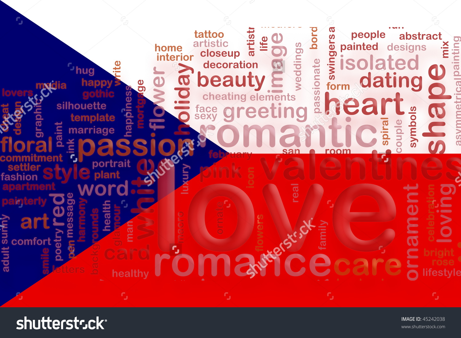 Flag Of Czechoslovakia, National Symbol Illustration Clipart Love.