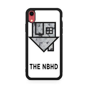 The NBHD Logo 2 iPhone XR Case.