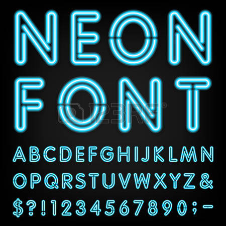 6,254 Neon Tube Light Stock Illustrations, Cliparts And Royalty.