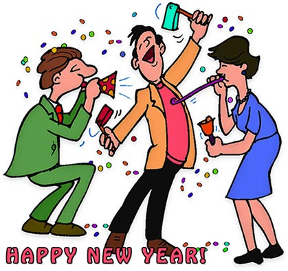 the new year clipart clipground