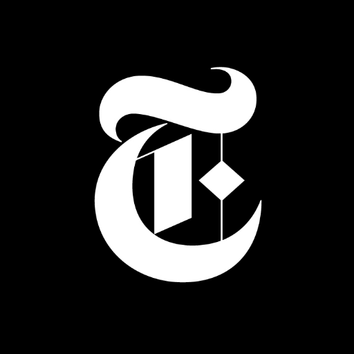 The New York Times (@nytimes).