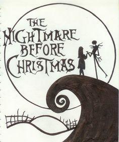 SALLY & JACK SKELLINGTON ~ The Nightmare Before Christmas.