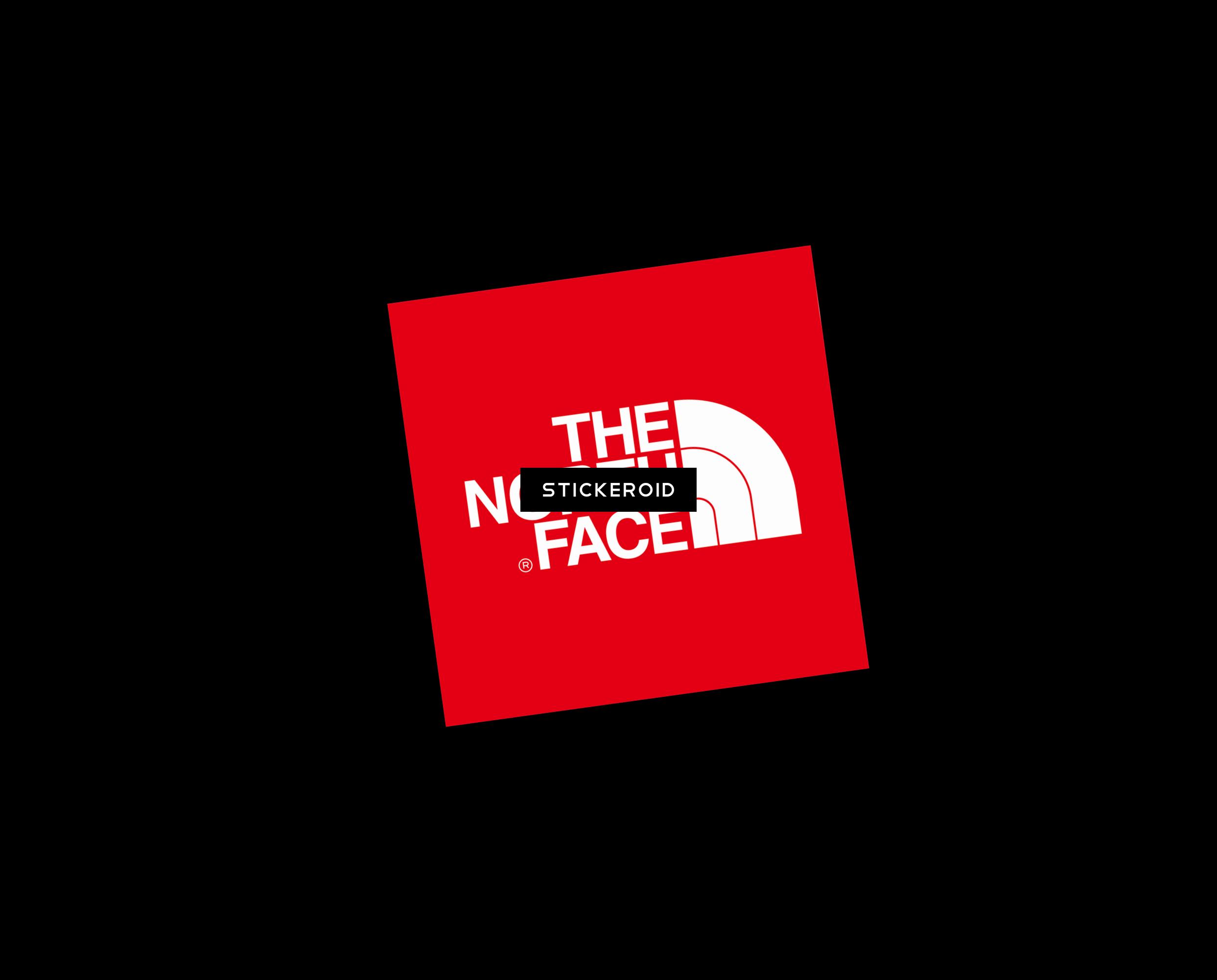 HD North Face Logo Png.