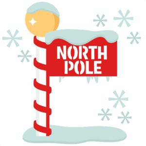 North pole clipart 5 » Clipart Station.
