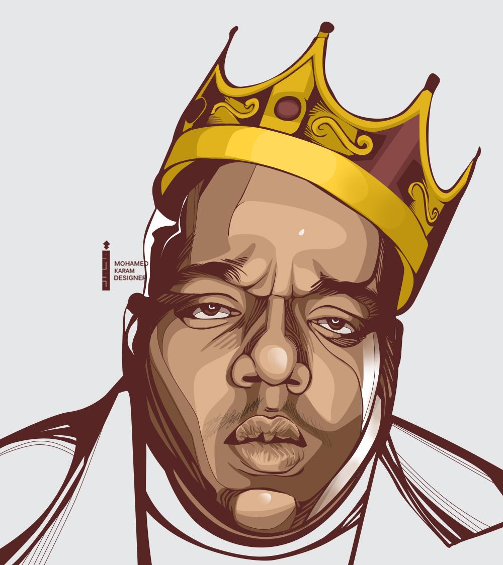 Notorious B.I.G on Behance.