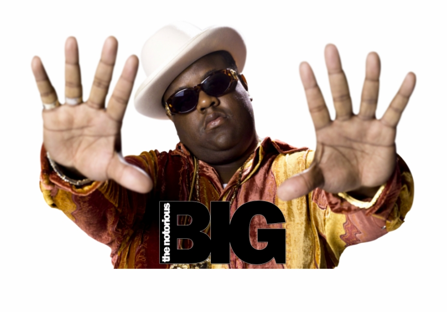 Notorious Big , Png Download.