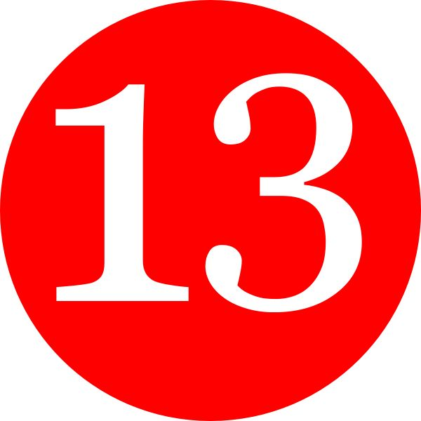 17 Best images about Lucky 13 on Pinterest.