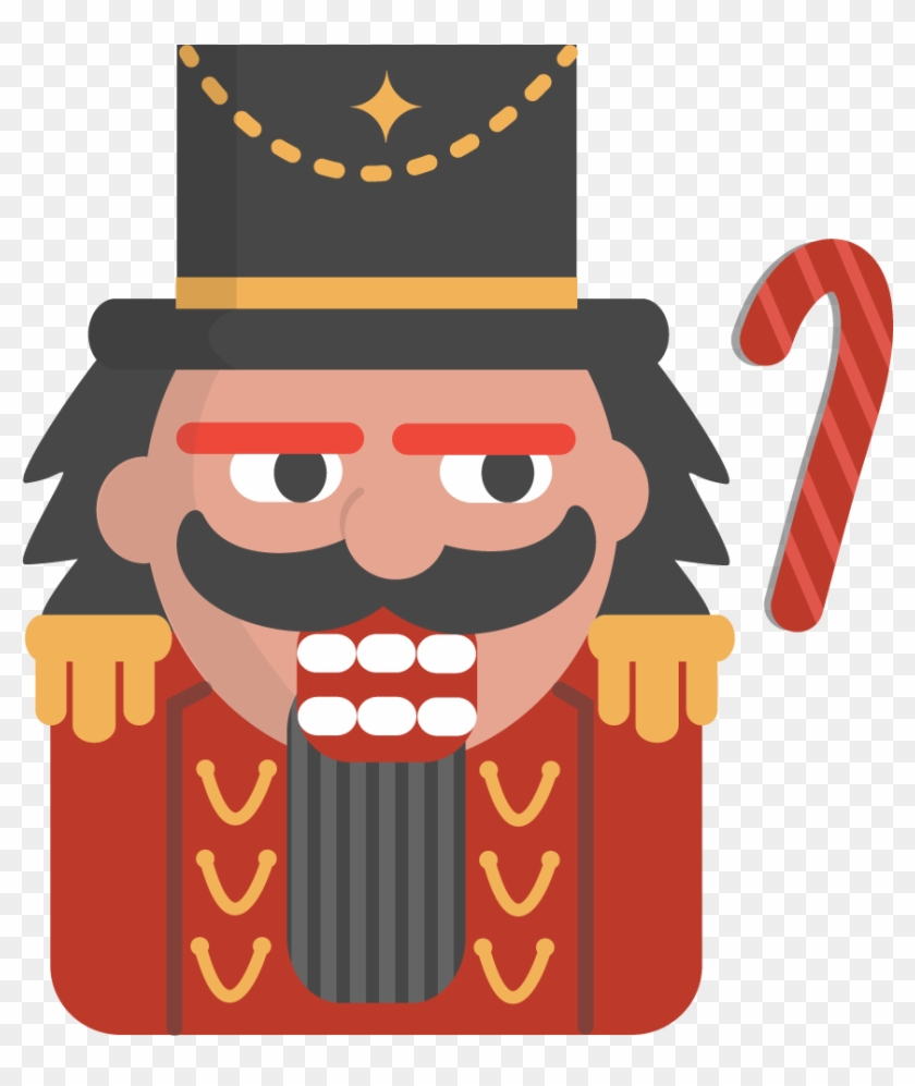 Christmas Nutcracker Clipart.