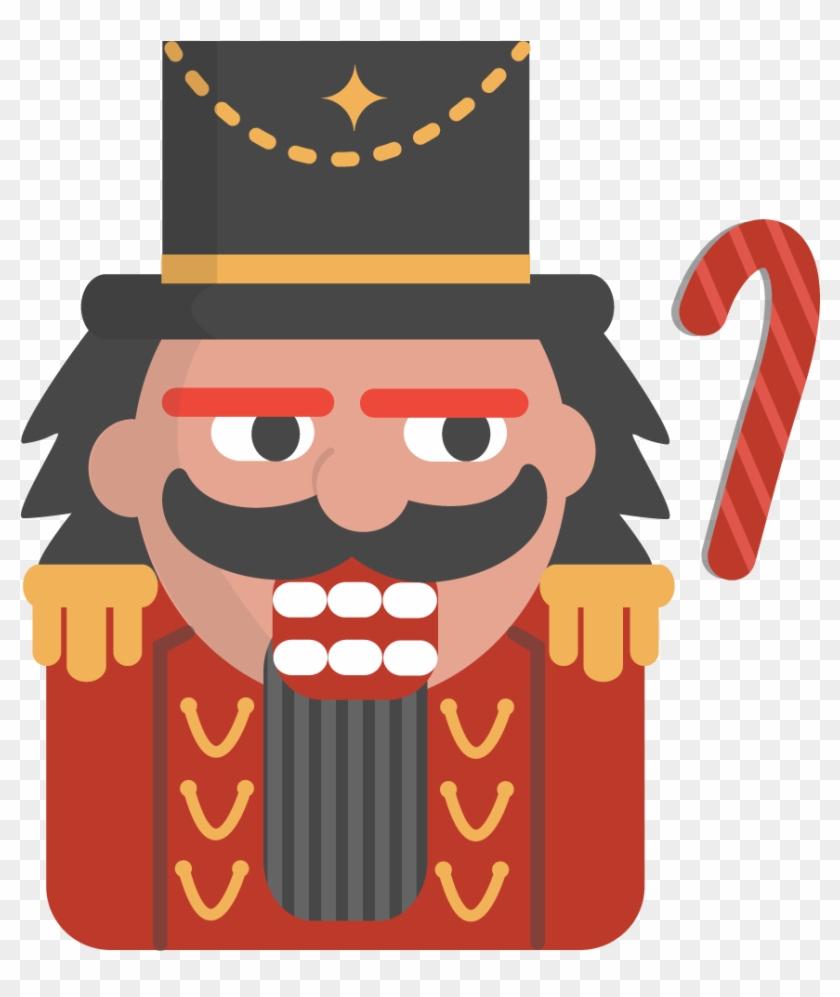 Christmas Nutcracker Clipart.