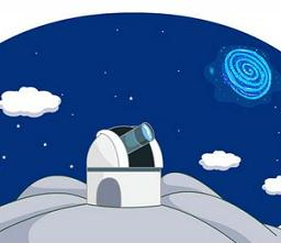 Free observatory Clipart.