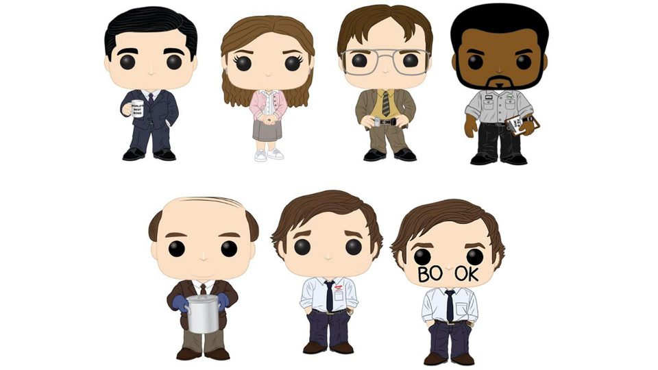 Funko is releasing \'The Office\' figures since everyone still.