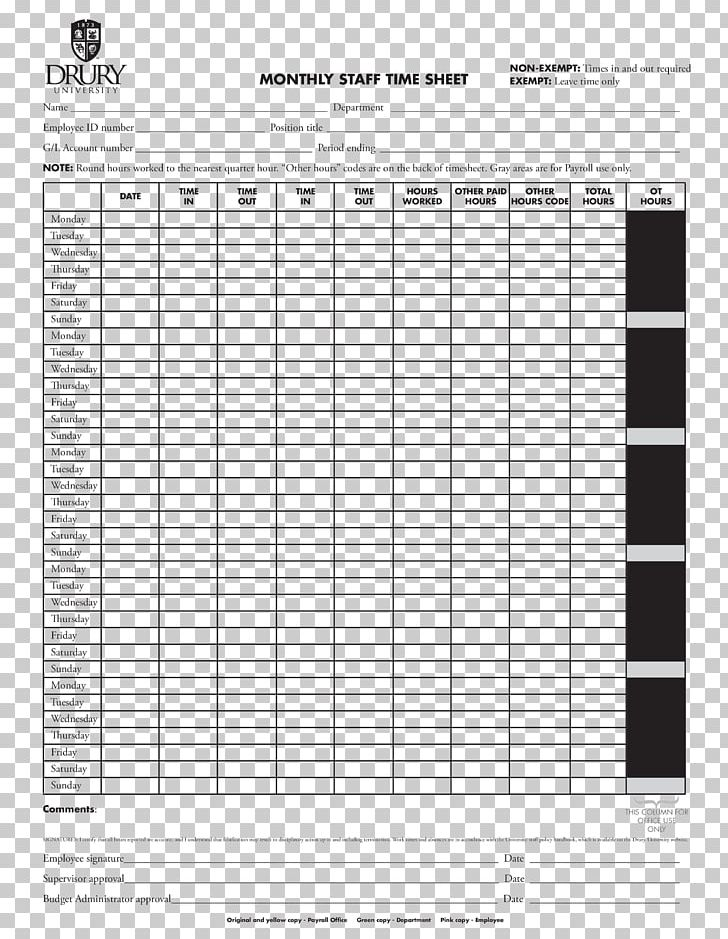 Timesheet Template Microsoft Excel Microsoft Word Microsoft.