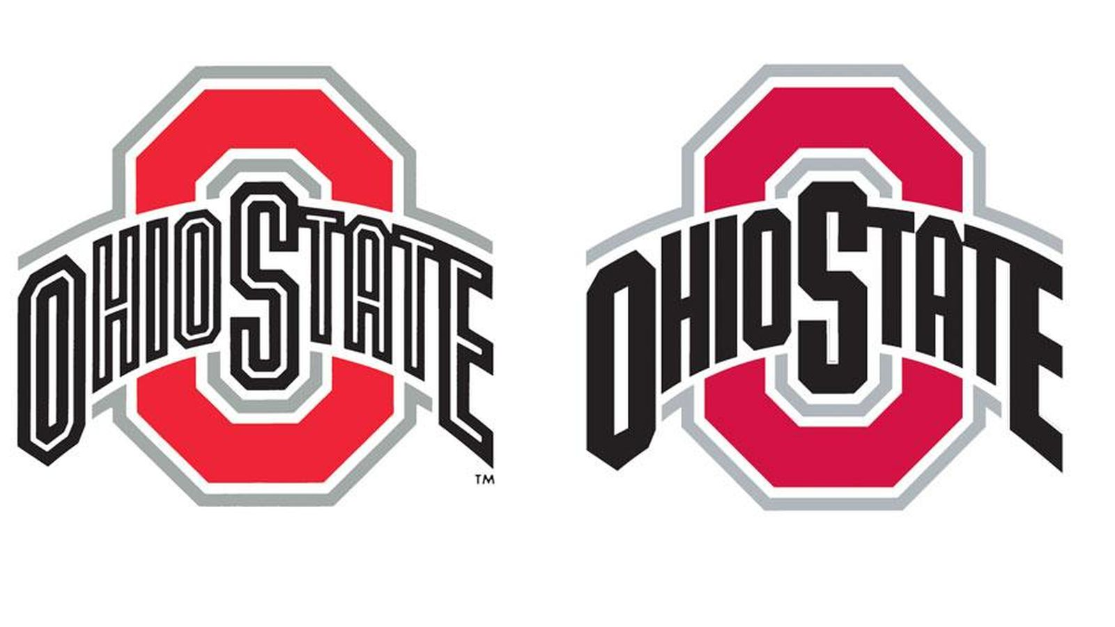 New Ohio State logos cost school $45,000.