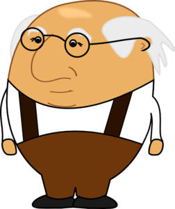 Free old people clipart.