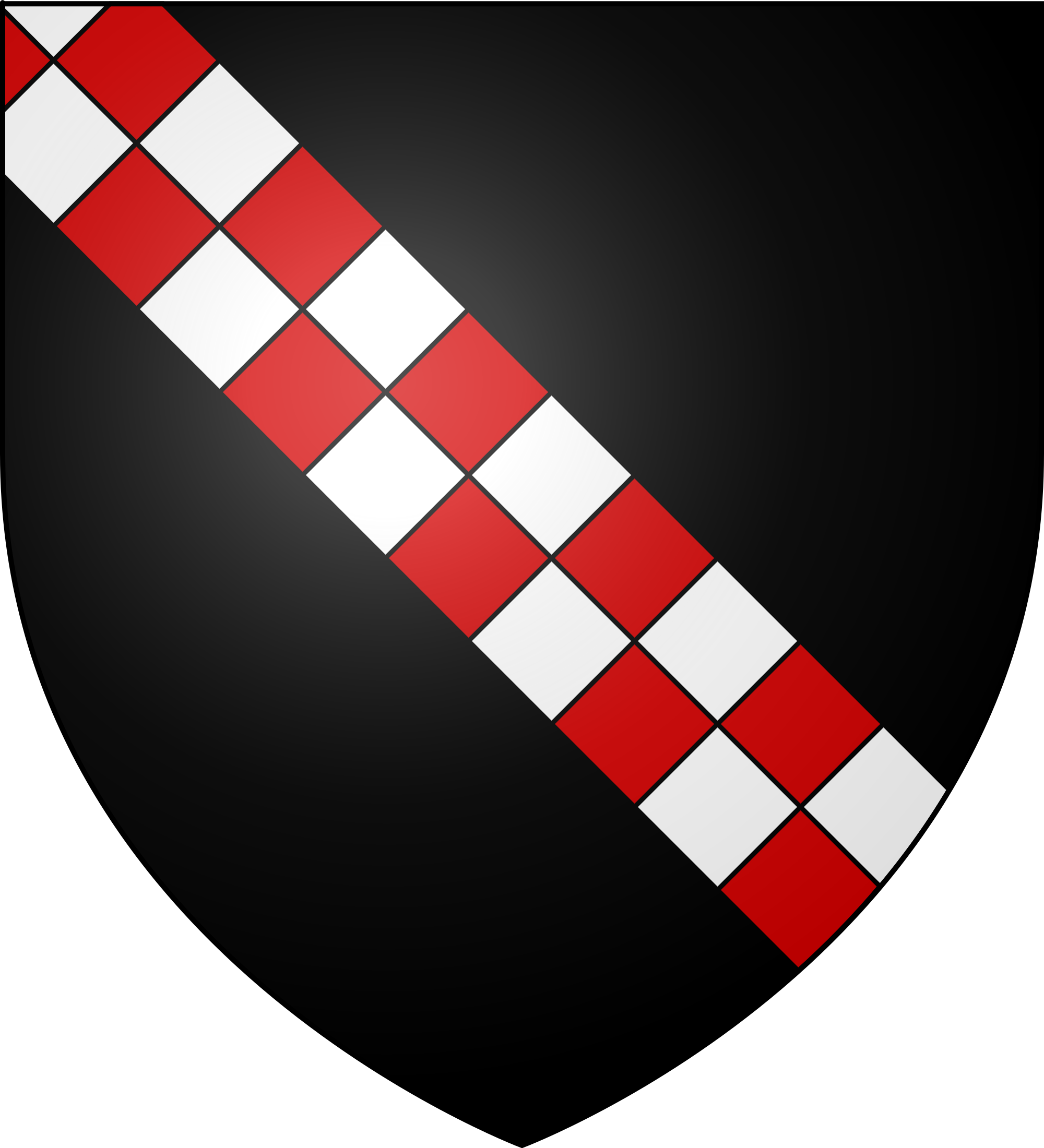 File:CoA Cistercian Order Bend.svg.