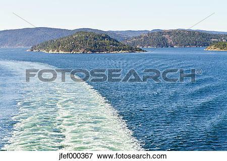 Picture of Scandinavia, Norway, Oslo, Oslofjord and coast.