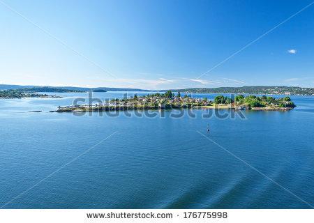 Oslo Fjord Stock Photos, Royalty.