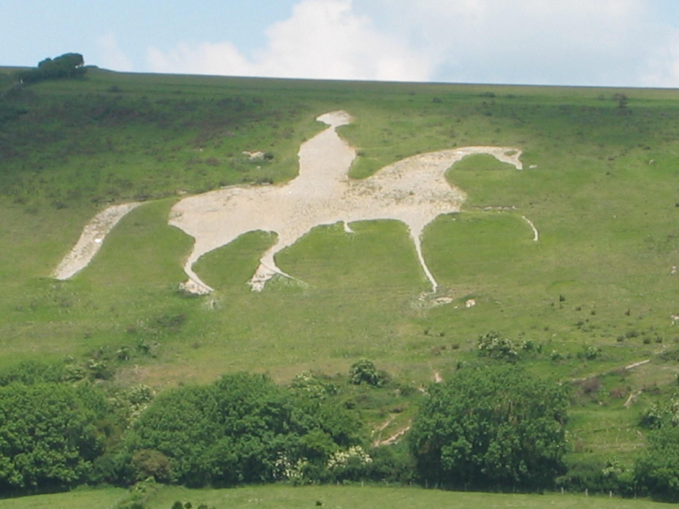Whitehorse Campsite.