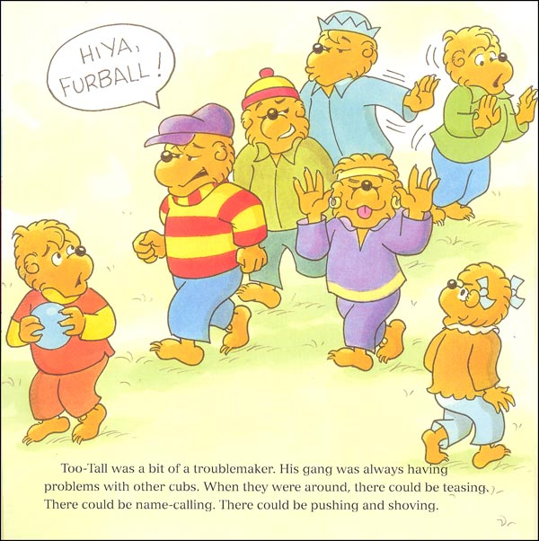 Berenstain Bears Blessed are the Peacemakers (Living Lights.