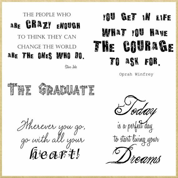Graduation Quotes:Graduation Clipart, Abraham Lincoln Quote.