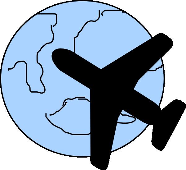 Plane Clip Art at Clker.com.
